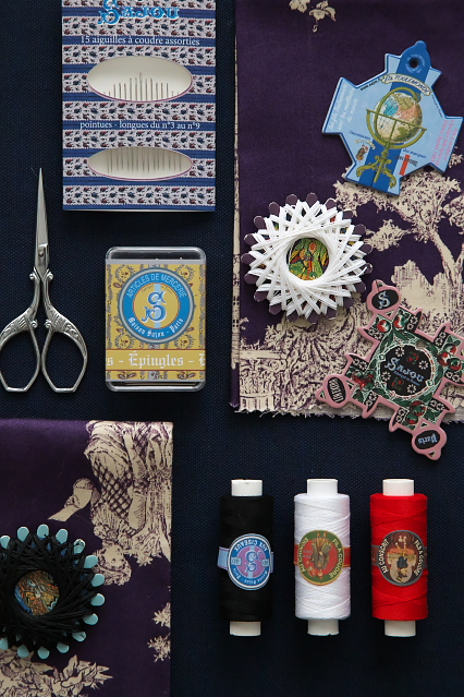 フランスの老舗手芸ブランド「Maison SAJOU(メゾン サジュー)」
